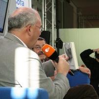 Günter Grass Buchmesse 2008 (Foto: Lukas Gedziorowski)